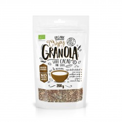 Granola with cacao BIO 200 g Diet Food