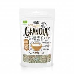 Granola with nuts BIO 200 g Diet Food