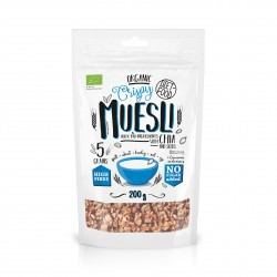 Müsli chia BIO 200 g Diet Food