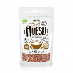 Müsli with cocoa BIO 200 g Diet Food
