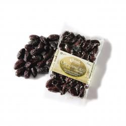 Olivy černé s bylinkami sušené z Peru BIO 150g Lifefood