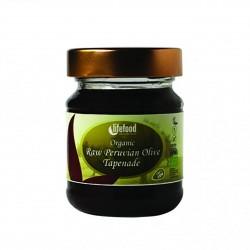 Tapenáda z peruánských oliv BIO 130g Lifefood