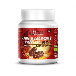 Kakaový prášek RAW BIO 150g Lifefood