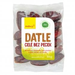 Datle bez pecek BIO 100g Wolfberry