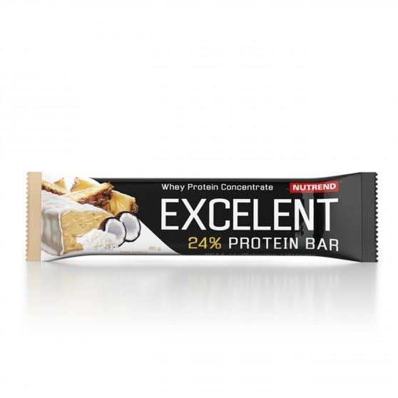 Tyčinka EXCELENT protein bar ananas s kokosem 85 g Nutrend
