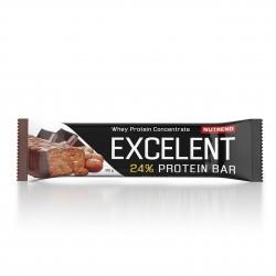 Tyčinka EXCELENT protein bar čokoláda s oříšky 85 g Nutrend