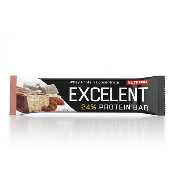 Tyčinka EXCELENT protein bar marcipán s mandlemi 85 g Nutrend