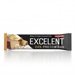 Tyčinka EXCELENT protein bar vanilka s ananasem 85 g Nutrend
