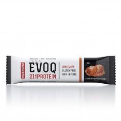 Tyčinka EVOQ slaný karamel 60 g Nutrend