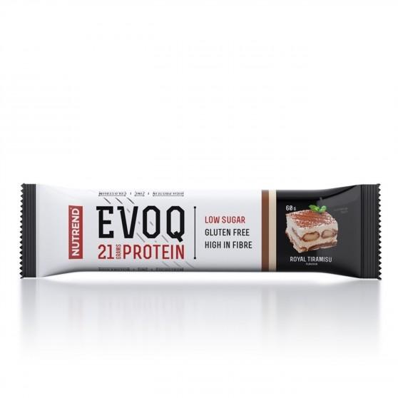 Tyčinka EVOQ tiramisu 60 g Nutrend