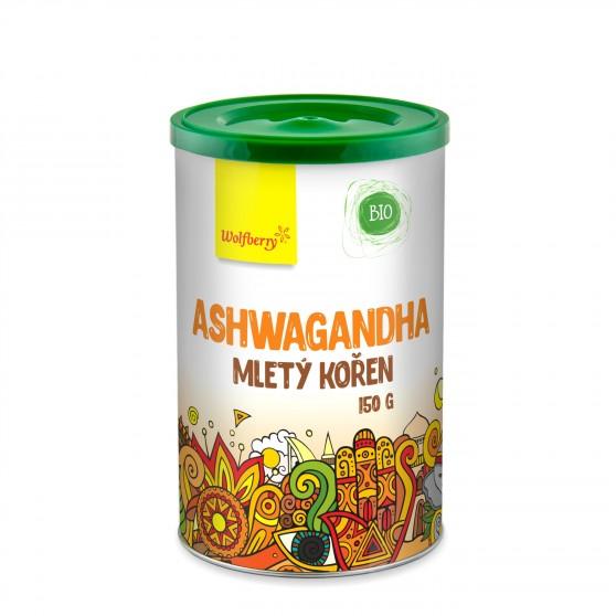 Ashwagandha BIO 150 g Wolfberry