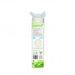 Barevné kosmetické podložky z organické bavlny 80ks Masmi