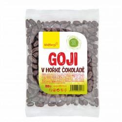 Goji v hořké čokoládě 100g Wolfberry