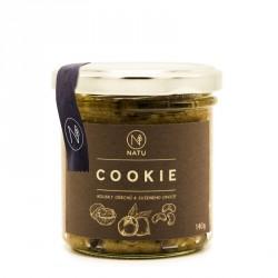 Krém ořechový cookie 140 g Natu