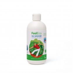 Prostředek na nádobí vhodný k mytí ovoce a zeleniny 500ml Feel Eco