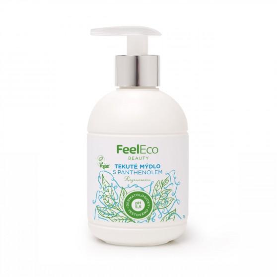 Tekuté mýdlo s panthenolem 300ml Feel Eco