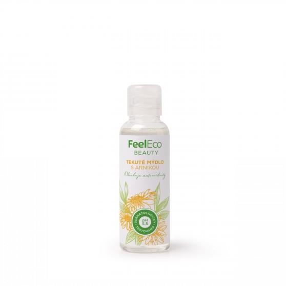 Tekuté mýdlo s arnikou 100ml Feel Eco