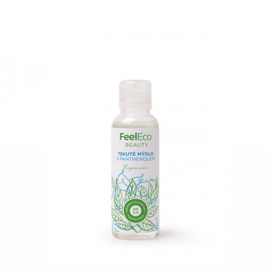 Tekuté mýdlo s panthenolem 100ml Feel Eco