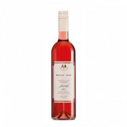 Merlot Rosé víno polosuché 2017 BIO 0,75l vinařství Marcinčák