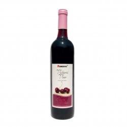 Višeň - karamel (ovocné víno) 0,75 l Pánkovo vinařství