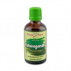 Ashwagandha tinktura 50 ml Bylinné kapky