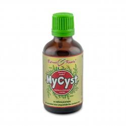 MyCyst tinktura 50 ml Bylinné kapky