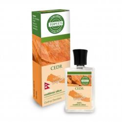 Cedr - rostlinná silice 10 ml Topvet