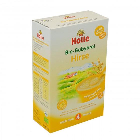 Jáhlová kaše BIO pro děti 250 g Holle