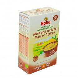 Kukuřičná kaše s Tapiokou BIO pro děti 250 g Holle
