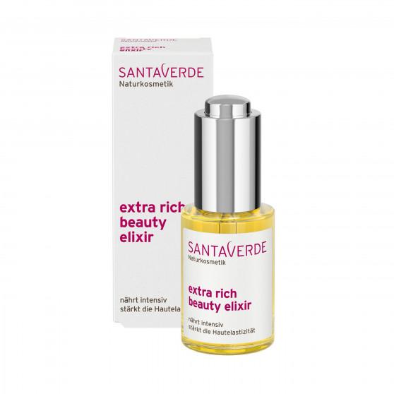 Zkrášlující elixír Extra rich 30 ml Santaverde
