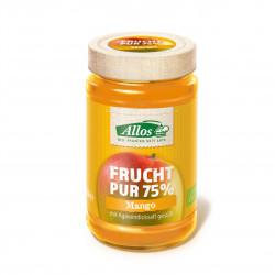 Džem mango 75% BIO 250 g Allos