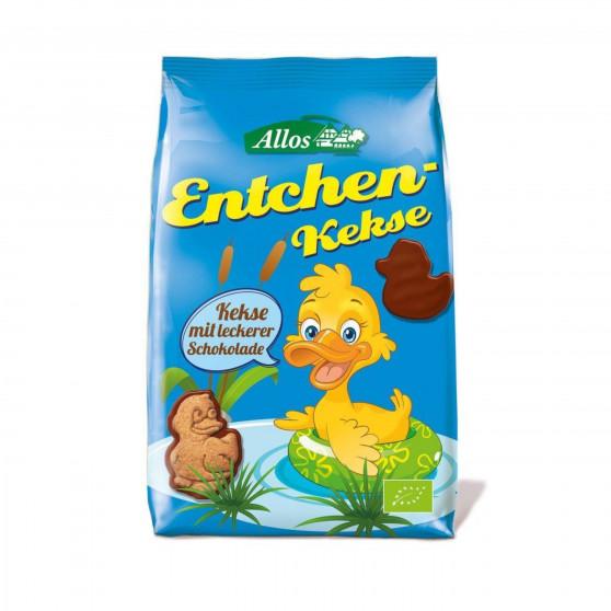Dětské sušenky s čokoládou BIO 150 g Allos