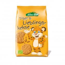 Tygrovy oblíbené sušenky BIO 150 g Allos