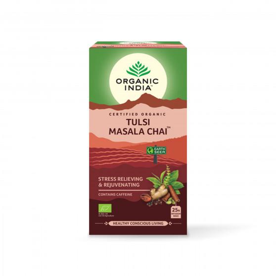 Tulsi Masala BIO 25sáčků Organic India