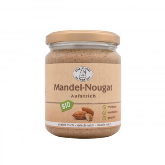 Krém z mandlí Nugát pražený BIO 250 g Eisblumerl