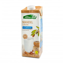 Mandlový nápoj + kalcium BIO 1 l Allos