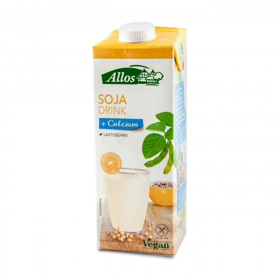 Sójový nápoj + kalcium BIO 1 l Allos