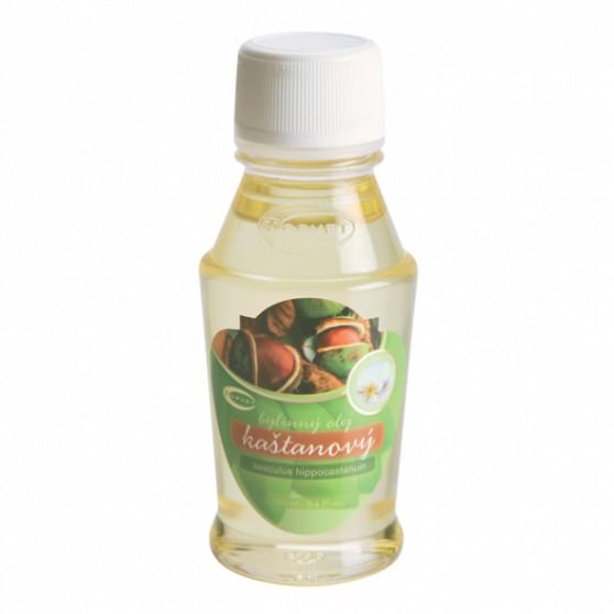 Kaštanový bylinný olej 100ml Topvet
