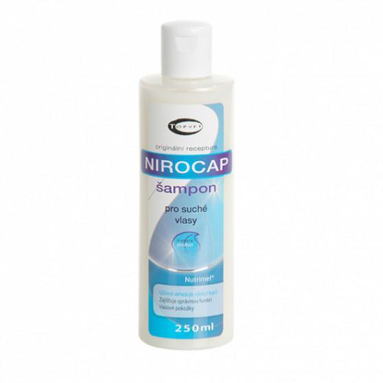 NIROCAP ED - suché vlasy 250ml Topvet