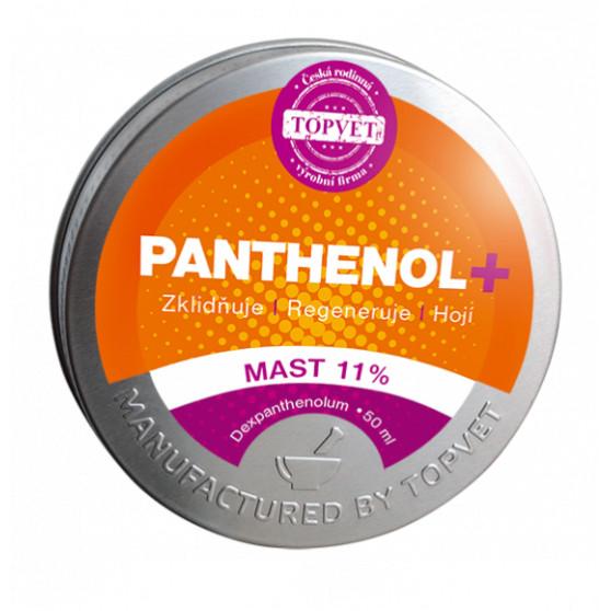 PANTHENOL + MAST 11% 50ml Topvet