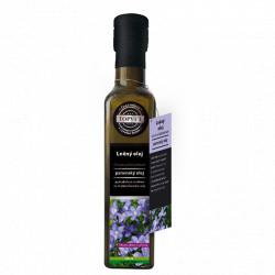 Lněný olej 250ml Topvet
