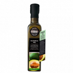 Avokádový olej 250ml Topvet