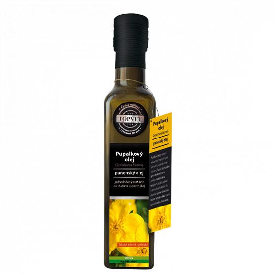 Pupalkový olej 250ml Topvet