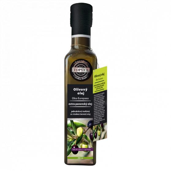 Olivový olej 250ml Topvet