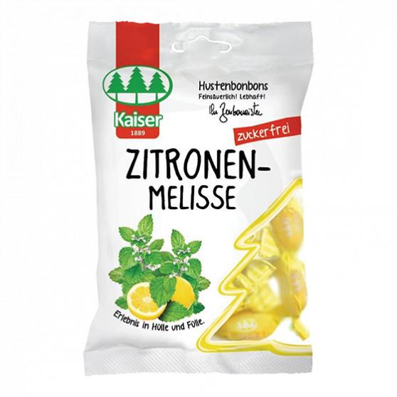 Meduňka + citron (Zitronen-Melisse) 70g Topvet