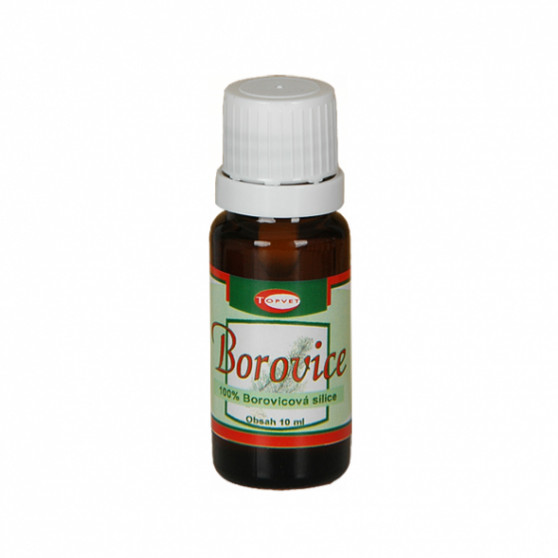 Borovice - 100% silice 10ml Topvet