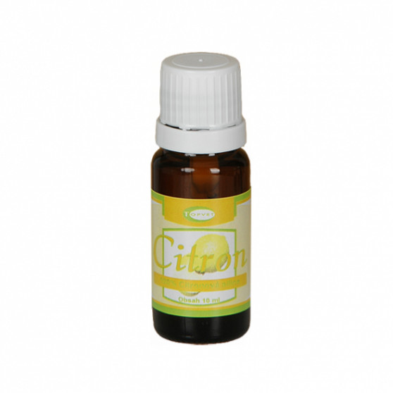 Citron - 100% silice 10ml Topvet