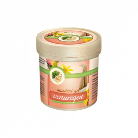 Venuregen masážní gel 250ml Topvet