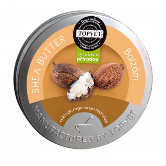 Shea butter balzám 100ml Topvet