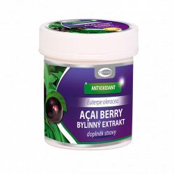 Acai berry bylinný extrakt Topvet